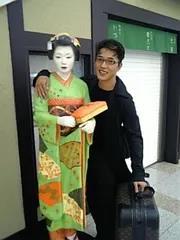 京都到着。。。