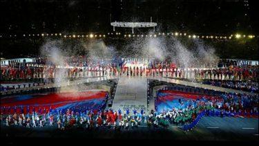 ロンドンオリンピック閉会。。。