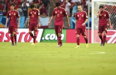 スペイン敗退!。。。