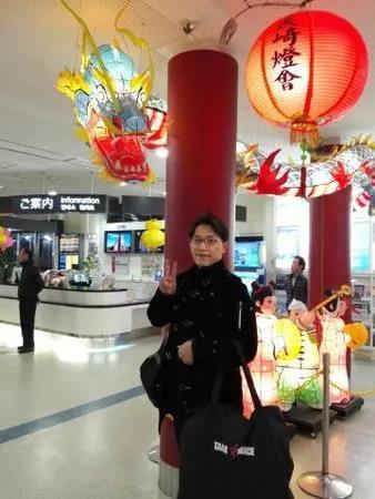 長崎到着。。。