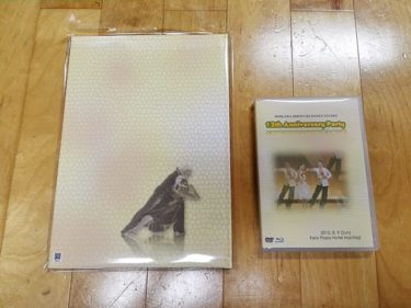 DVD&アルバム届いた!。。。