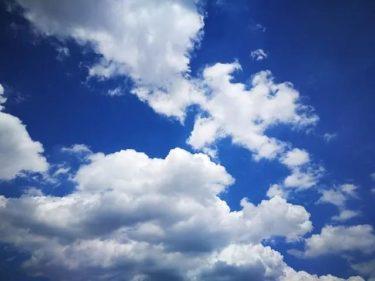 雲が好き。。。