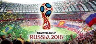 ロシアワールドカップ開幕!。。。