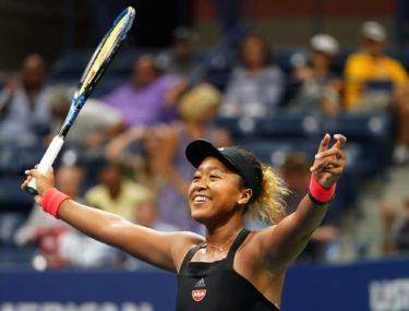テニス、USオープン!。。。