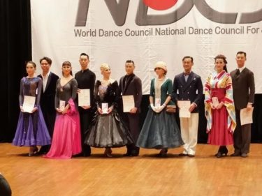 統一全日本ショーダンスの結果。。。