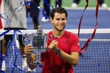 全米オープンテニス、男子も凄かった!。。。