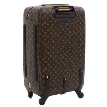ヴィトンのスーツケースの修理。。。