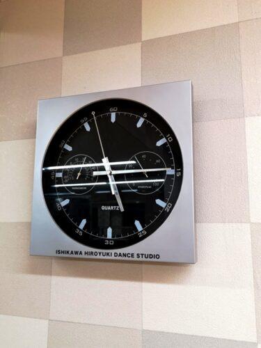この時計は。。。