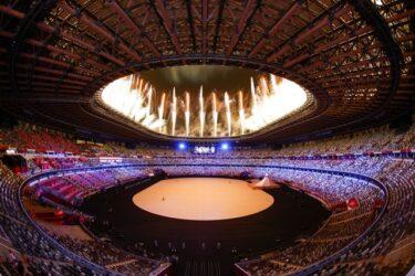 東京オリンピック開幕!。。。
