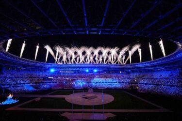 オリンピック閉幕。。。