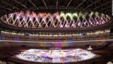 パラリンピック閉会。。。