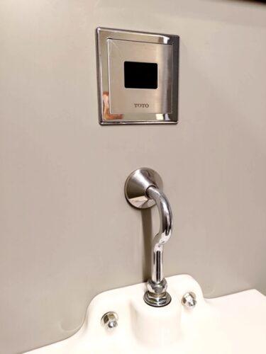 男子トイレのセンサー。。。